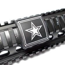 Army Star - Custom Picatinny Rail Cover