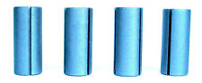 """4 pc Collet Reducer Bushing for 8mm, 1/4"""" Router Bit sct-888"""