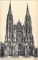 76 - cpa - ROUEN - der Kirche Saint Ouen