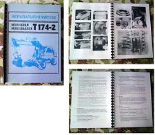 Reparaturhandbuch T174 T 174 FORTSCHRITT  T174 - 2
