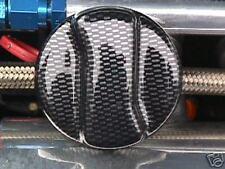 VW GOLF AUDI T5 TRANSPORTER CADDY SEAT CARBON FIBER EFFECT OIL CAP
