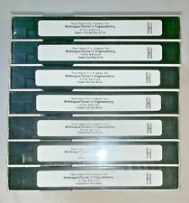 Video Series for McKeague/Turner's TRIGONOMETRY, 5th Edition, VHS Tape Set