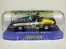 Slot SCX Scalextric Superslot H3728 Ford Mustang Boss 302 1969 John Bowe No.18