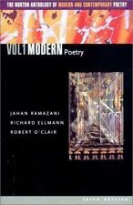 001: The Norton Anthology of Modern and Contemporary Poetry, Volume 1: Modern Po