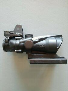 Trijicon ACOG TA31F-A 4x32 Rifle Scope w/ RMR RM01