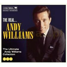 Real Andy Williams - 3 DISC SET - Andy Williams (2011, CD NEUF)