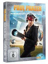 PAUL PANZER - INVASION DER VERRÜCKTEN   DVD NEU