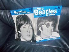 THE BEATLES ORIGINAL SEPTEMBER 1966 - MONTHLY BOOK  No.38 AWESOME CONDITION