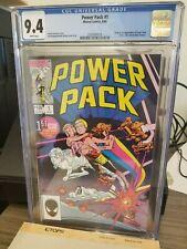 Power Pack #1 CGC 9.4