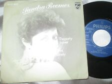 "Sandra Reemer The Party 's Over / Mrs. Lonely. Philips 6012 602 Vinyl 7"" Single"
