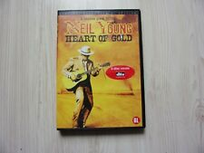 Neil Young Heart Of Gold 2 disc versie Regio 2 pal 2 DVD