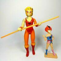 Vintage Thundercats Cheetara with Wilykit 1985 LJN Action Figure Original