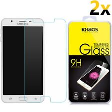 [2-Pack] Khaos HD Tempered Glass Screen Protector For Samsung Galaxy Halo