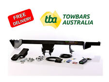 PEUGEOT 4007 WAGON 2006 TO 2012 MEDIUM DUTY TOWBAR INCLUDING WIRING KIT