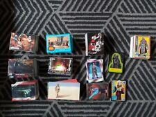 Topps Star Wars Trading Cards Massive Bundle 1200 Skywalker, Stickers, Ltd...