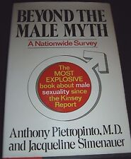 Beyond the Male Myth What Women want to Know about Men's Sexuality 1977 HB DJ