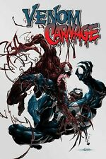 TRUE BELIEVERS ABSOLUTE CARNAGE VENOM VS CARNAGE  MARVEL - RELEASE DATE 10/07/19
