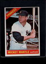 1966 TOPPS #50 MICKEY MANTLE EX-MT LC9245
