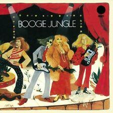 KALEVALA - Boogie Jungle - LP (red colored vinyl ) Svart -re-release