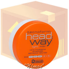 Light Wax head.way box 12 pcs x 125ml Biacrè ® Tecnoform Water soluble modelling