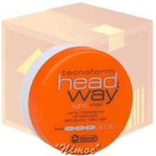 Light Wax head.way box 12 pcs x 125ml Biacrè ® Tecnoform Water soluble modelling