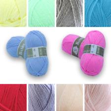 Pelote 50 gr laine layette BAMBI - Les Textiles de la Marque - 100 % acrylique