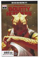 Star Wars Bounty Hunters #11 2021 Unread Mattia De Iulis Main Cover Marvel Comic