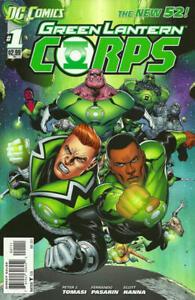 GREEN LANTERN CORPS (2011) #1-40 COMPLETE SET LOT FULL RUN DC NEW 52 GUY GARDNER