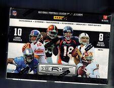 2012 ROOKIES & STARS NFL Football Sealed Box of Packs 80 Cards WILSON LUCK