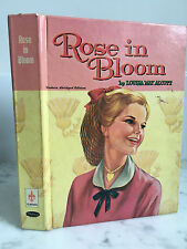 Rosa in Fiore Louisa Può Alcott Catherine Barnes Whitman Publishing company 1952