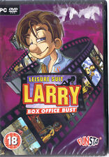 Leisure Suit Larry: Box Office Bust (PC, 2009, Team 17, SEALED NEW)