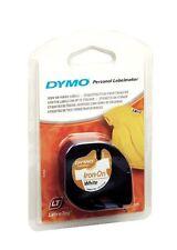 "Dymo 18771 Dymo Fabric Iron On Tape - 0.5"" X 6.5' - 1 Roll"