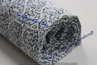 Patchwork Twin Kantha Quilt Indian Cotton Comforter Blanket Bedding Throw Decor