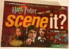Harry Potter Scene It? The DVD Game 2005 Mattel Inc. Screenlife LLC. Excellent