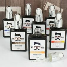 Beard Oil 30ml | Promotes Growth | Fuller, Thicker Beard | 8 Scents