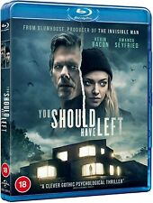 You Should Have Left [Blu-ray]