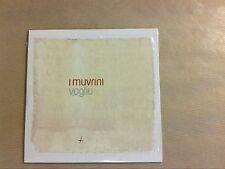 RARE CD PROMO / I MUVRINI / VOGLIU / NEUF SOUS CELLO