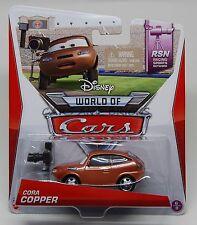 Disney Pixar Cars CORA COPPER  1:55 New 2014