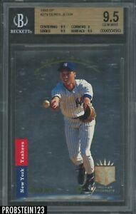 1993 SP Foil #279 Derek Jeter Yankees RC Rookie HOF BGS 9.5