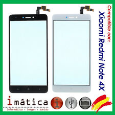 Screen Touch For Xiaomi Redmi Note 4X Front Digitiser Glass