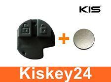 1x Schlüssel Taste Gummi für SUZUKI ALTO GRAND VITARA IGNIS LIANA SWIFT+Batterie