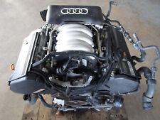 BDV Motor V6 2.4 125KW 170PS AUDI A4 B6 A6 4B 95Tkm MIT GEWÄHRLEISTUNG