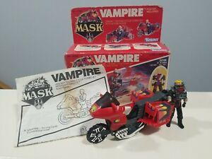 Mask Vampire Venom Touring Cycle Floyd Malloy Kenner