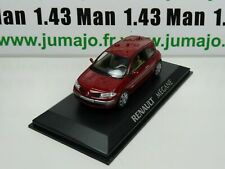 RE54G voiture 1/43 NOREV : RENAULT megane COUPE 2006