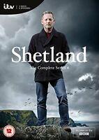 Shetland Series 4 [DVD] [2018] [DVD][Region 2]