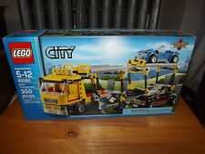 LEGO, CITY, AUTO TRANSPORTER, KIT #60060, 350 PIECES, NIB, 2013