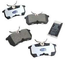 Disc Brake Pad Set-Metallic Disc Brake Pad Rear Magneti Marelli 1AMV200886