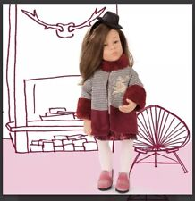 "Gotz HAPPY KIDZ PLAY DOLL EMILIA -BENDABLE/articulated LEGS/ARMS 50cm/19.8"" Rare"
