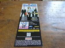 LES WAMPAS - Petite Publicité de magazine / Advert TROP PRECIEUX TOUR 96 !!!!!!!