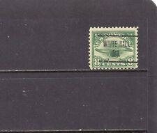 """MARYLAND Precancel on """"Propeller"""" Early Air Mail Stamp (# C4)"""